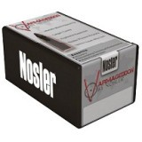Nosler .172 Diameter Bullets - 20 Grain FBHP - 100 Count