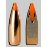 Nosler .224 Diameter Bullets - 60 Grain Ball Tip - 250 Count
