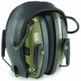 Howard Leight  Impact-Sport Electronic Earmuffs - Green - 22 NRR - 1 Set