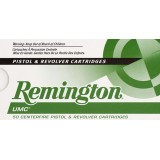 Remington UMC 38 Special 130 Grain MC - 50 Rounds