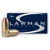 Speer LAWMAN 45 ACP 230 Grain TMJ - 1000 Rounds