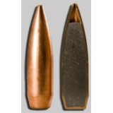 Nosler .264 Diameter Bullets - 123 Grain HPBT Custom Competition - 250 Count