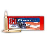 Hornady American Whitetail 300 Win Mag 150 Grain SP Interlock - 20  Rounds
