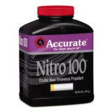 Accurate Reloading Powders - Nitro 100 NF - 4 lbs