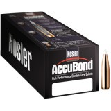 Nosler .338 Diameter Bullets - 300 Grain Accubond - 50 Count