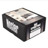 Nosler .355 Diameter Bullets - 124 Grain JHP - 250 Count