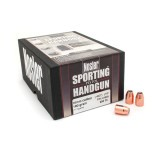 Nosler .400 Diameter Bullets - 180 Grain JHP - 250 Count