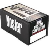 Nosler .308 Diameter Bullets - 168 Grain HPBT Custom Competition - 250 Count