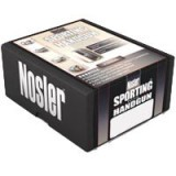 Nosler .429 Diameter Bullets - 200 Grain JHP - 250 Count