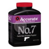 Accurate Reloading Powders - No. 7 - 8 lbs