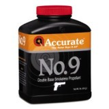 Accurate Reloading Powders - No. 9 - 1 lb