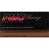 PMC 380 Auto 90 Grain FMJ - 50 Rounds