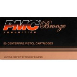 PMC 40 S&W 180 Grain FMJ-FP - 50 Rounds