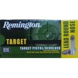 Remington Target 38 Special 158 Grain LRN - 50 Rounds