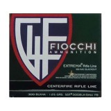 Fiocchi Extrema 300 AAC Blackout 125 Grain SST - 25 Rounds