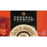 Federal Gold Medal 300 Winchester Magnum 190 Grain Sierra Matchking BTHP - 20 Rounds
