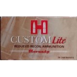Hornady Custom Lite 30-30 150 Grain RNSP - 20 Rounds