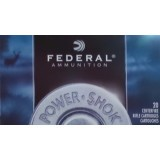 Federal Power-Shok 308 180 Grain SP - 20 Rounds