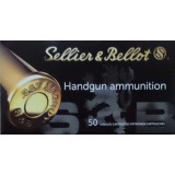 Sellier & Bellot 357 Mag 158 Grain SP - 50 Rounds