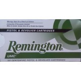 Remington UMC 38 Special 158 Grain LRN – 50 Rounds