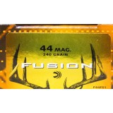 Federal Fusion 44 Mag 240 Grain Fusion - 20 Rounds