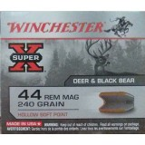 Winchester Super-X 44 Mag 240 Grain HSP - 20 Rounds