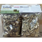 Top Brass Casings 40 S&W Reconditioned Primed Brass - 250