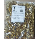 Top Brass Casings - 45 ACP - New Unprimed Brass - 1000
