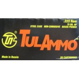 Tula 223 Rem 75 Grain HP – 20 Rounds