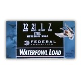 "Federal Waterfowl Load 12 Gauge 2-3/4"" 1 oz. #7 – 25 Rounds"