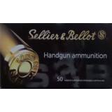 Sellier & Bellot 10mm Auto 180 Grain FMJ - 50 Rounds