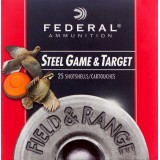 "Federal Game and Target 12 Gauge 2-3/4"" 1 oz. #7 – 25 Rounds"