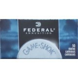 Federal Game-Shok 22 LR 31 Grain CPHP – 50 Rounds