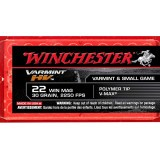 Winchester Varmint 22 WMR 30 Grain V-Max - 50 Rounds