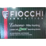 Fiocchi Extrema 30-06 168 Grain Sierra MatchKing HPBT - 20 Rounds