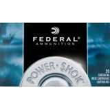 Federal Power-Shok 270 130 Grain SP - 20 Rounds
