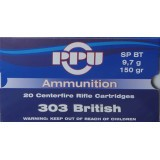 Prvi Partizan 303 British 150 Grain SP – 20 Rounds