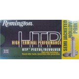 Remington HTP 357 Mag 110 Grain SJHP - 500 Rounds