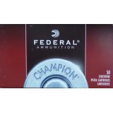 Federal Champion 38 Special 158 Grain LRN – 50 Rounds