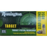 Remington Target 38 S&W 146 Grain LRN – 50 Rounds