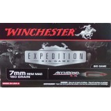 Winchester Supreme 7mm Rem Mag 160 Grain Accubond PT - 20 Rounds