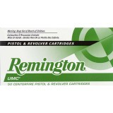 Remington UMC 9mm 124 Grain MC - 50 Rounds
