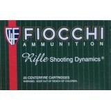 Fiocchi 30-06 150 Grain SP-BT - 20 Rounds