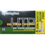 Remington HTP 357 Mag 158 Grain SJHP - 50 Rounds