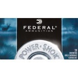 Federal Power-Shok 30-06 125 Grain Speer Hot-Cor SP - 20 Rounds