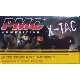PMC X-TAC XP193 5.56x5mm 55 Grain FMJ-BT – 20 Rounds