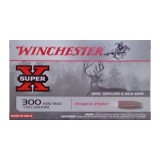Winchester Super-X 300 Winchester Magnum 150 Grain Power-Point - 20 Rounds