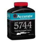 Accurate Reloading Powders - 5744 - 8 lbs