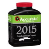 Accurate Reloading Powders - 2015 - 1 lb