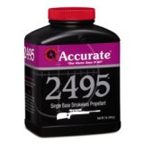 Accurate Powder - 2495 - 8 lbs
